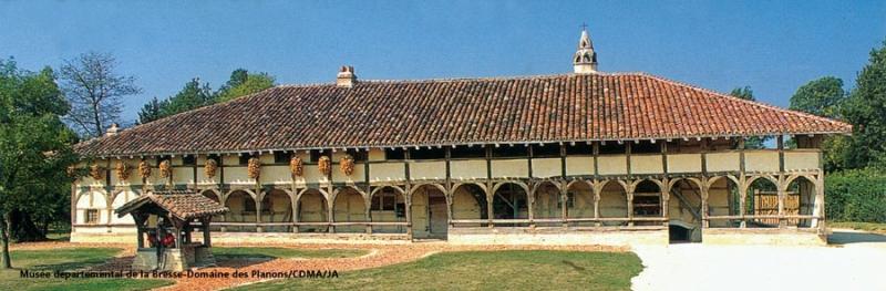 Ferme bressane, Musée de la Bresse-Domaine des Planons - © Wikipedia