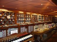 La vinothèque du Hameau du vin - © Wikipedia