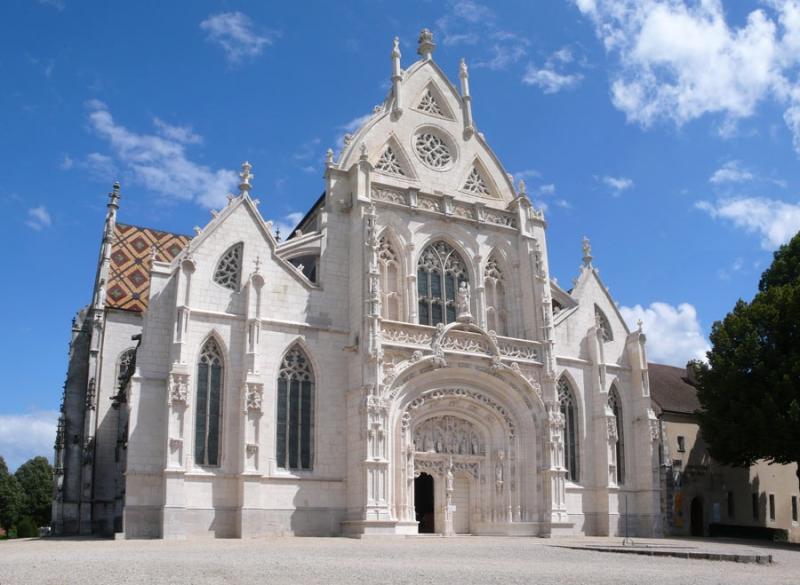 L'église de Brou - © Wikipedia