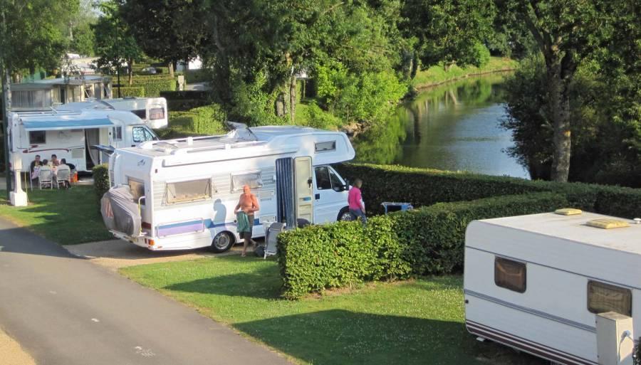 Location Saisonnière - Caravane